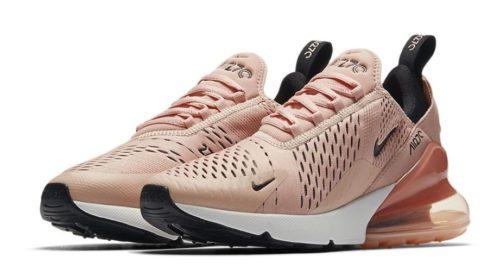 Nike Air Max 270 светло-коричневые (35-39)