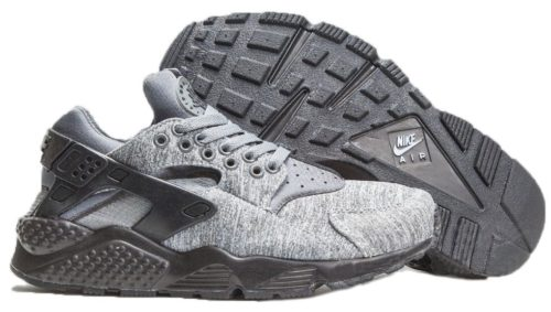 Nike Air Huarache Tech Серый Черный Белый (40-44)