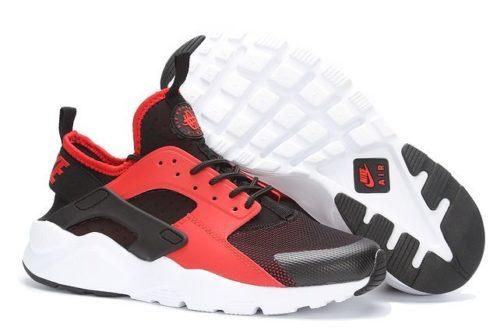 Nike Air Huarache Ultra Черно-красные (40-44)