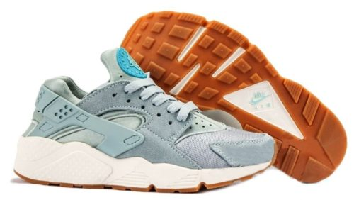 Nike Air Huarache Easter село-голубой (35-40)
