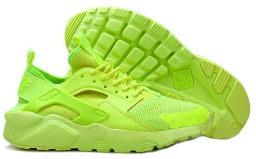 Nike Air Huarache Ultra салатовые (36-40)