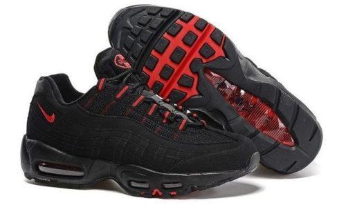 Nike Air Max 95 ЧЕРНЫЕ Black (40-45)