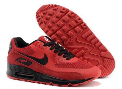 Nike Air Max 90 красные (40-44)