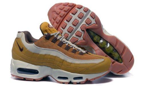 Nike Air Max 95 бронзовые (40-45)
