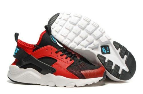 Nike Air Huarache Ultra красно-черные (40-44)