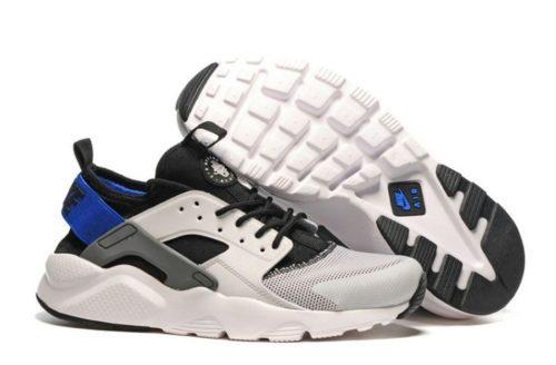 Nike Air Huarache Ultra белые черные синие (36-45)