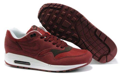 Nike Air Max 87 красные 40-44