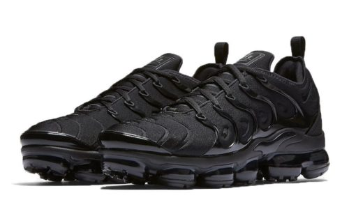 Nike Air VaporMax Black Черные 40-44