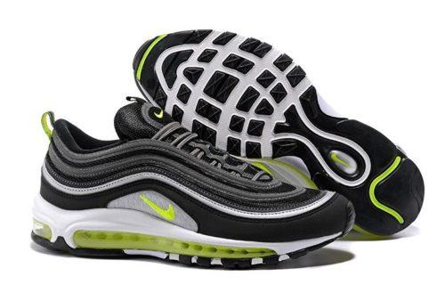 Nike Air Max 97 черно-зеленые 40-44
