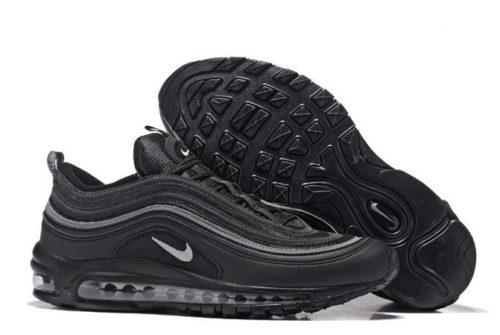 Nike Air Max 97 черные-Black (40-44)