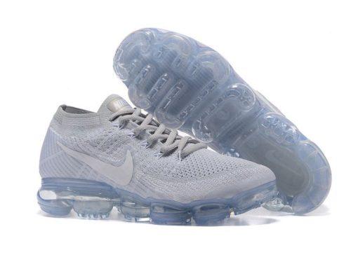 Nike Air VaporMax Flyknit white белые 40-44