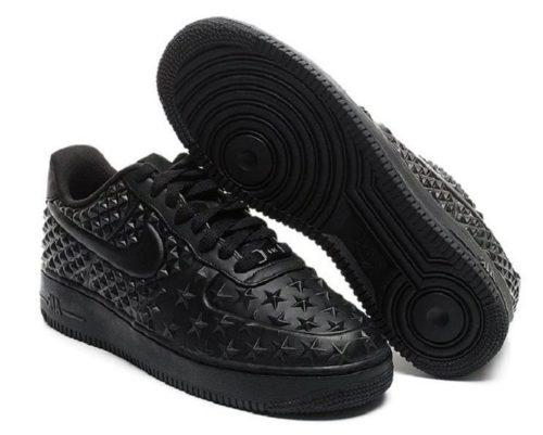 Nike Air Force 1 LV8 VT Low черные (35-40)