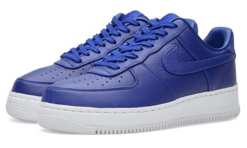 Nike Air Force 1 Lab Low синие (35-40)