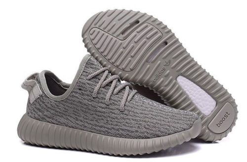 Adidas Yeezy Boost 350 grey серые (35-45)