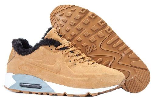 Зимние кроссовки Nike Air Max 90 VT