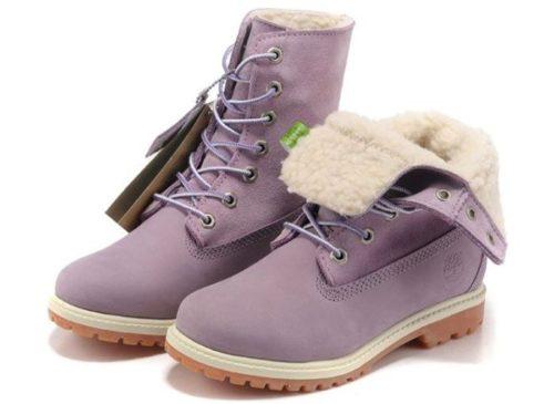 Зимние кроссовки TIMBERLAND