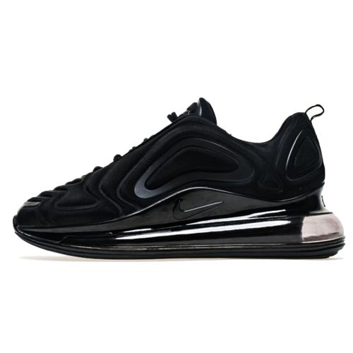 Nike Air Max 720 Black черные (40-44)
