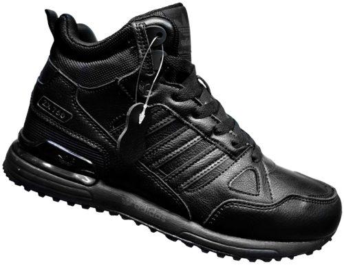 Adidas ZX 750 High черные (40-45)