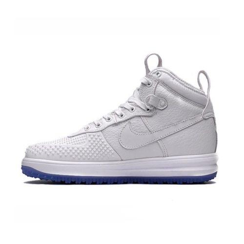 Nike Air Force 1 Lunar Duckboot White белые (40-45)