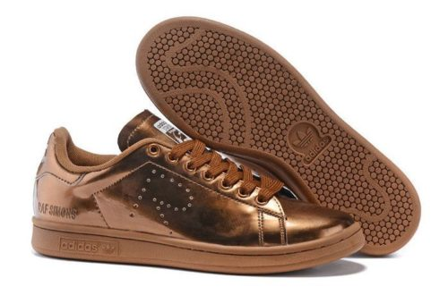 Adidas Stan Smith Gold золотые (35-39)