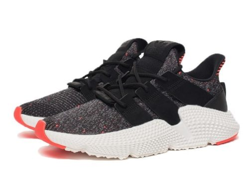 Adidas Prophere Black Black Red (40-44)