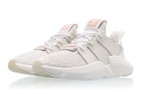 Adidas Prophere White Grey белые с серым (40-44)