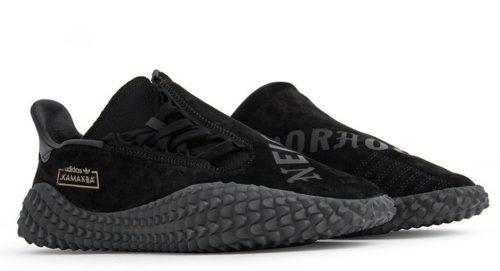 Adidas Kamanda c p 01 Neighborhood x black черные (40-44)