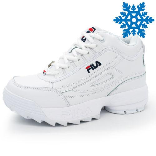 Зимние кроссовки Fila