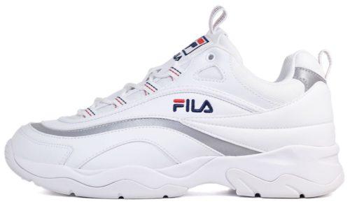 Весенние кроссовки Fila