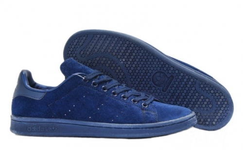 adidas-stan-smith-suede-blue