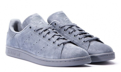 adidas-stan-smith-suede-grey