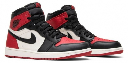 air-jordan-1-bred-toe-blackwhitered