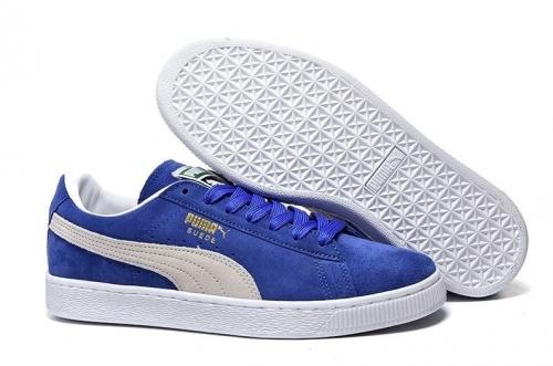 puma-suede-classic-bluewhite