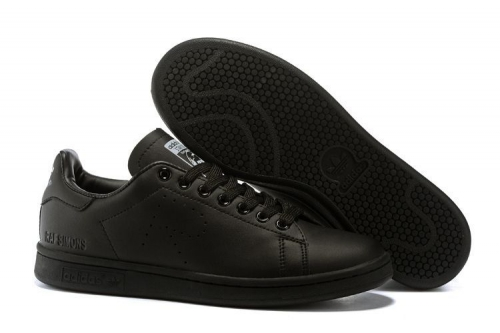 raf-simons-x-adida-stan-smith-black