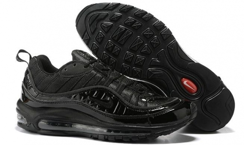 supreme-x-nike-air-max-98-black