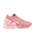 Nike Air VaporMax Flyknit розовые 35-39