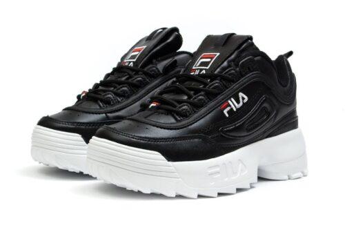 Летние кроссовки Fila