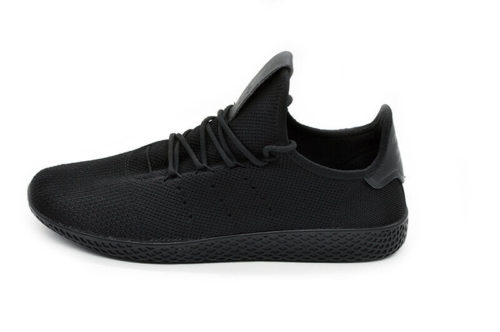 Adidas x Pharrell Williams Tennis Hu (Black)