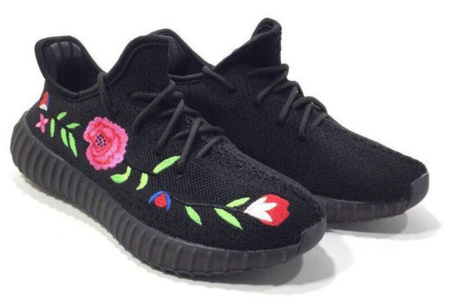 Adidas Yeezy Boost 350 Flower/Black