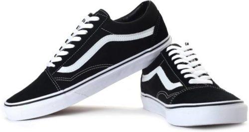Vans  black-white
