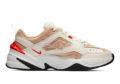 Nike m2k tekno white bronze