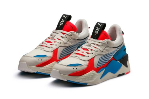 Puma RS-X (Red-Black-White-Blue)