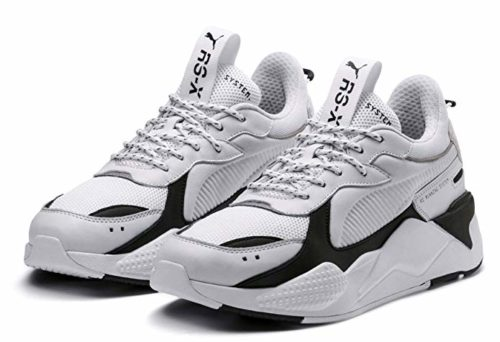 Puma RS-X (Black-White)