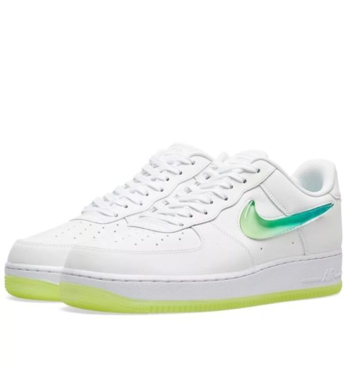 Nike Air Force 1  LV8 (White-Green)