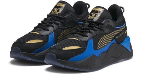 Puma RS-X (Black-Blue)