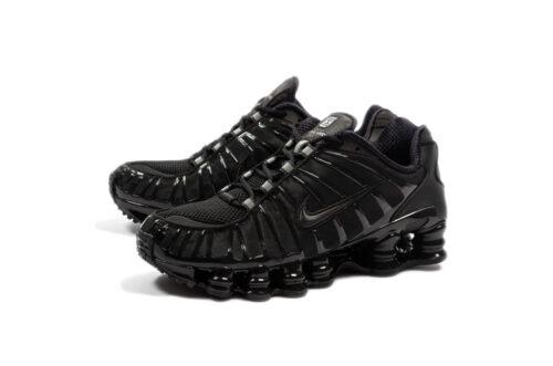 Nike Shox TL черные