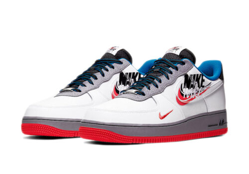 Nike Air Force 1 LV8 «Script Swoosh»