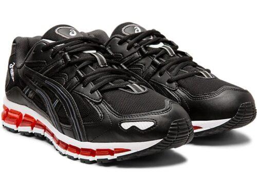 Кожаные кроссовки Asics