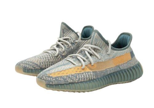 Серые кроссовки Adidas