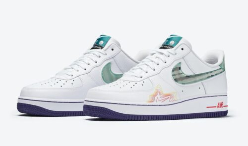 Nike Air Force 1 Music DeAaron